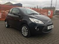 2010 (10) Ford Ka Zetec / 44K FSH / 12 Months MOT / 6 Month Warranty / Superb