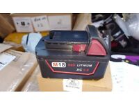 Job Lot 18V 3.0Ah Replacement Lithium-Ion Battery for Milwaukee M18 48-11-1852 48-11-184