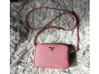 Small Pink Prada Handbag for sale