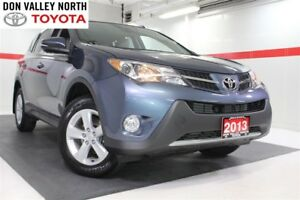 2013 Toyota RAV4 XLE AWD Sunroof Nav Btooth BU Camera Heated Sea