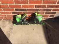 ROLLER BLADES SHOE SIZE 4 to 7