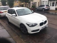 2013 BMW 1 series 1.6 116i turbo start/stop blue efficiency low miles