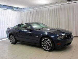 2011 Ford Mustang 5.0 L V8 2DR COUPE, 315HP, CLEAN CARPROOF