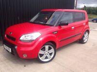 2009 kia soul 1.6 samba moted 1 year 1 month warranty may px