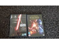 Star wars collection of four films