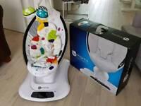 4moms Mamaroo infant seat - Multi Plush