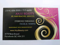 Eyebrows Threading with a difference
