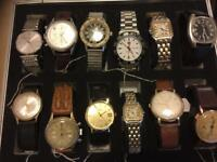 Vintage Watch Wanted Rolex , Breitling , Omega , Tudor , Heuer