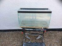 Clear seal aquarium vivarium fish tank