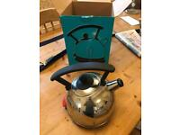 REDUCED AGAIN! Dualit Stainless Steel Kettle !