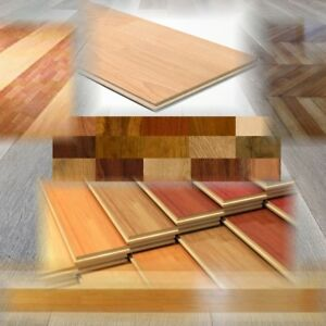 Laminate & Hardwood Floor Installer – For Hire!