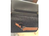 Black Wallet/Purse - NEW