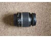 Canon EF-S 18-55mm Zoom Lens