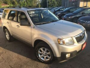2009 Mazda Tribute GX /PWR ROOF/2DVD/LOADED/ALLOYS