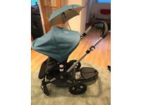 Bugaboo Chameleon 3 with lots of accessories