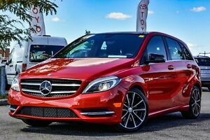 Mercedes-Benz B-Class B 250 LEATHER 2014