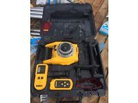 DeWalt DW075 Rotary laser level (like makita ,hilti,topcon