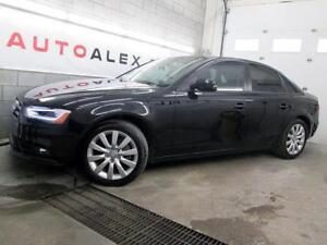 2013 Audi A4 2.0T Premium QUATTRO CUIR TOIT OUVRANT MAGS