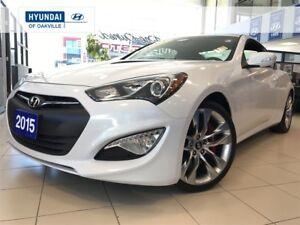2015 Hyundai Genesis Coupe GT 3.8L | A/T | NAVI | CAM | LEATHER