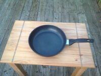 One 29 cms diameter FISSLER frying pan