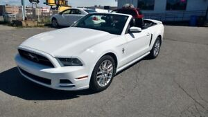 2014 Ford Mustang Premium V6 CUIR FINANCEMENT DISPONIBLE