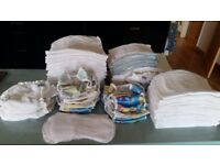 Huge washable nappy bundle 0-3yrs