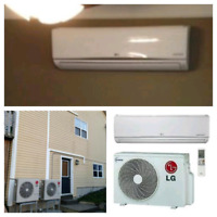 Ductless heat pumps