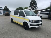 2016 66 Reg Volkswagen VW Transporter T6 102ps Camper Campervan Brand New Conversion