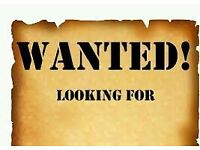 WANTED!! 2 bedroom property to rent!!