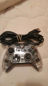 After glow xbox one controller