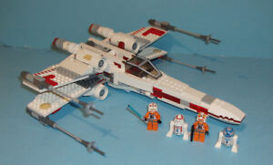 LEGO STAR WARS no 9493, le X-WING STARFIGHTER