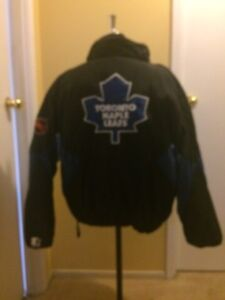 Maple leaf starter jacket