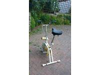 Flywheel Exercise Bike in working condition