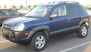 2007 Hyundai Tuscan