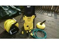 K2 Karcher pressure washer