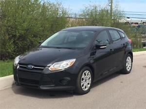 2013 Ford Focus SE **ACCIDENT FREE** FINANCING AVAILABLE! LOW KM