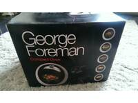 Brand new George Foreman compact oven