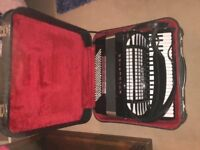 Piano Accordion - Excelsior 940 Double Cassotto 120 Bass LMMM