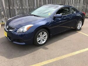 2013 Nissan Altima 2.5 S, Automatic, Leather, Sunroof, 48, 000km