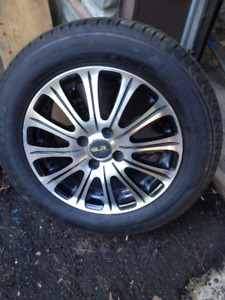 Mags et Pneus Mags and Tires Make an Offer