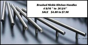 New Kitchen cabinets Handles,  Dont Pay Retail,  50%+ off
