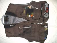 Fishing gillets/vests/jackets