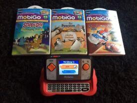 Vetch mobigo with four games