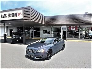 2011 Audi A5 QUATTRO COUPE 2.0L TURBO, 6-SPEED MANUAL