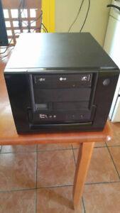 PC GAMER i7 ( 8 X 3.8 GHZ ) + VIDÉO GTX Ti DDR5 AVEC 2 X HDMI