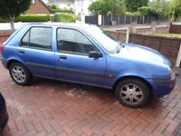 Ford Fiesta for parts