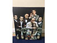 Sopranos family Canvas