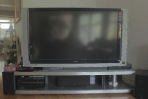 "PRICED TO SELL SONY 60"" KDS-R60XBR1 + STAND"