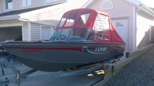 2011 F&S 16.5 foot Boat