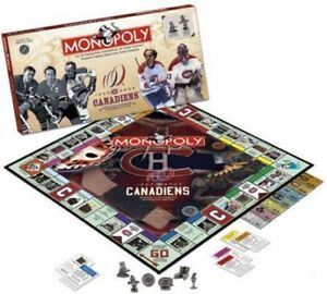 Monopoly Édition Centennaire du Canadiens